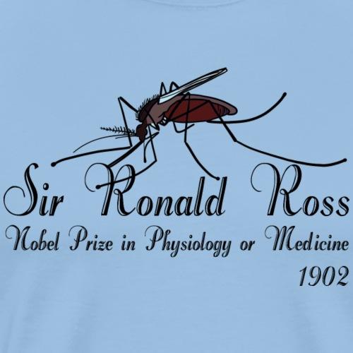 Nobel Prize in Physiology or Medicine 1902 - Men's Premium T-Shirt
