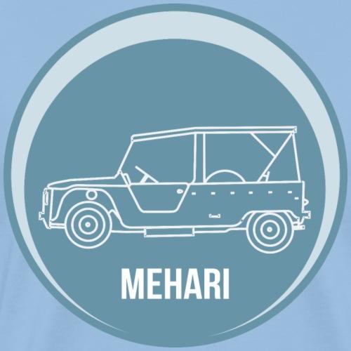 Citroen Mehari vignet - T-shirt Premium Homme