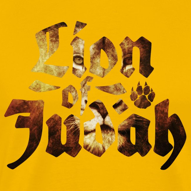 Lion of Judah - Rastafari Paw