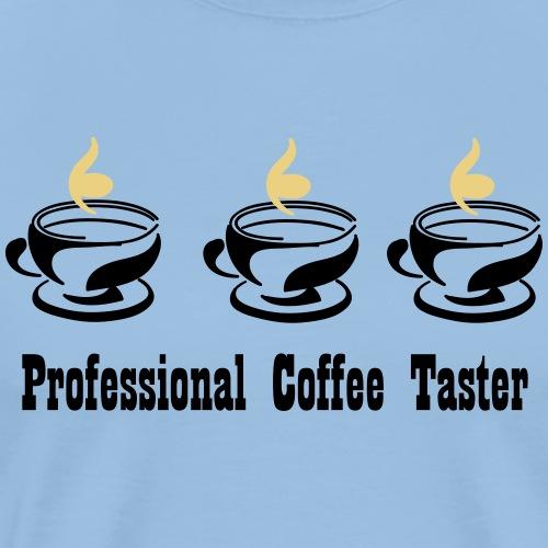 Professional Coffee Taster