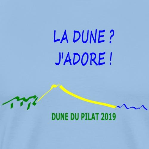 J'adore la dune - Men's Premium T-Shirt