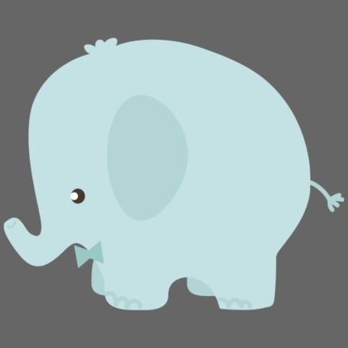 cute ELEPHANT - Men's Premium T-Shirt