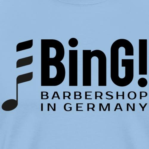 BinG Logo - Männer Premium T-Shirt