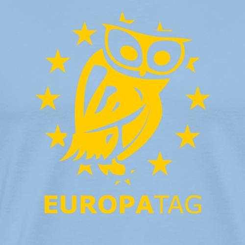 Euroeule - Männer Premium T-Shirt