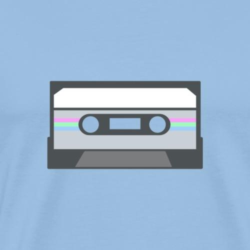 Cassette - Mannen Premium T-shirt