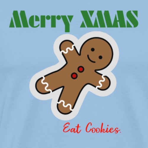 Merry Xmas - Mannen Premium T-shirt
