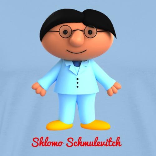 Schlomo Schmulevitch - T-shirt Premium Homme