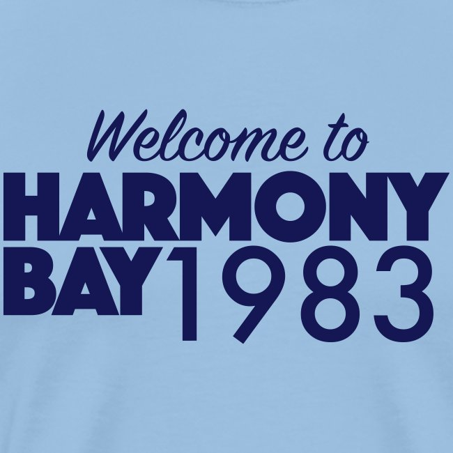 Welcome to Harmony Bay 1983