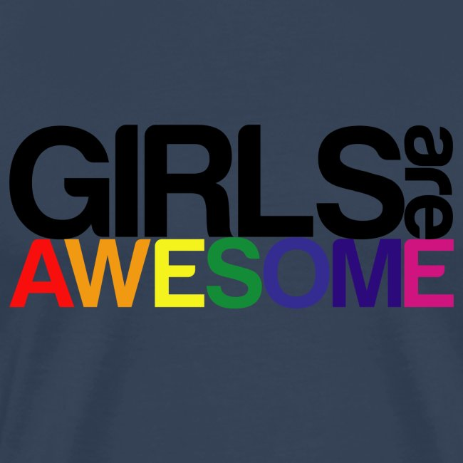 Girls are awesome