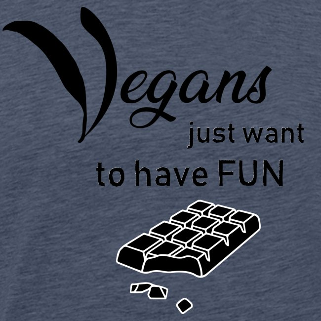Vegans just want to have fun - tinte chiare
