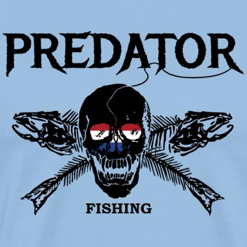 predator fishing Holland - Männer Premium T-Shirt