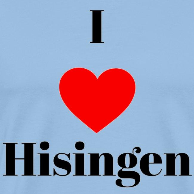 I love Hisingen