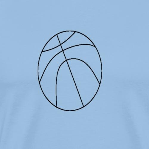 Basketball - Männer Premium T-Shirt