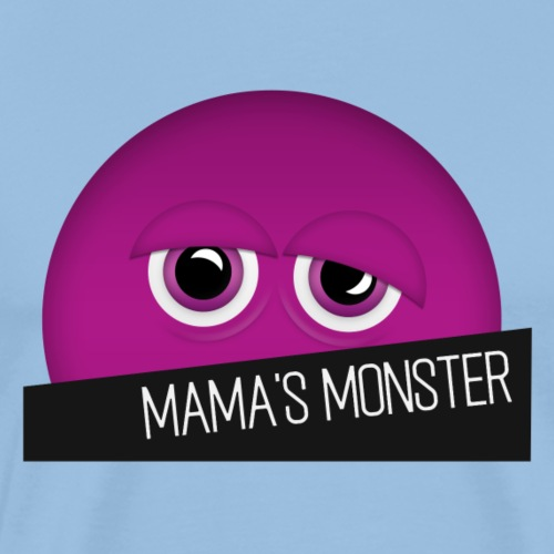 emmilino Mama lila - Männer Premium T-Shirt