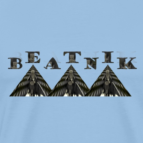 beatnik - Männer Premium T-Shirt
