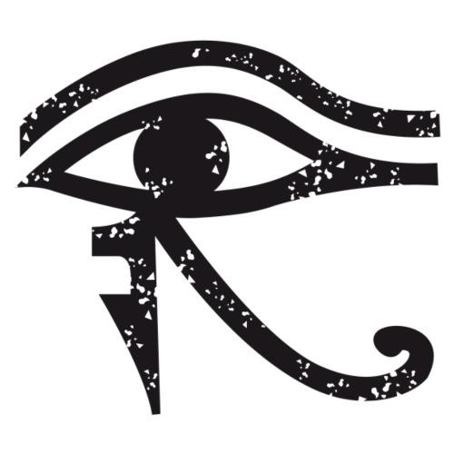 L' oeil d'Horus (sur Tshirt clair) - T-shirt Premium Homme
