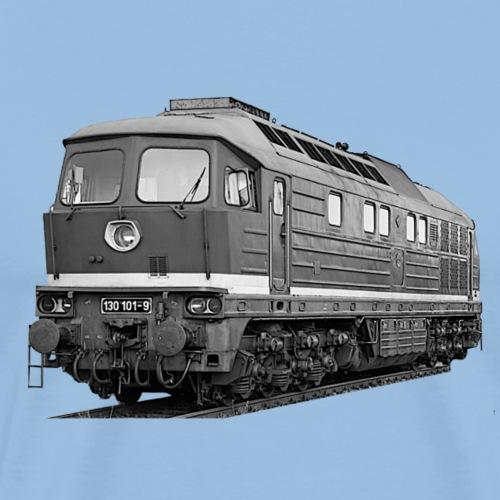 Lokomotive Baureihe 130 Reichsbahn Taigatrommel - Männer Premium T-Shirt