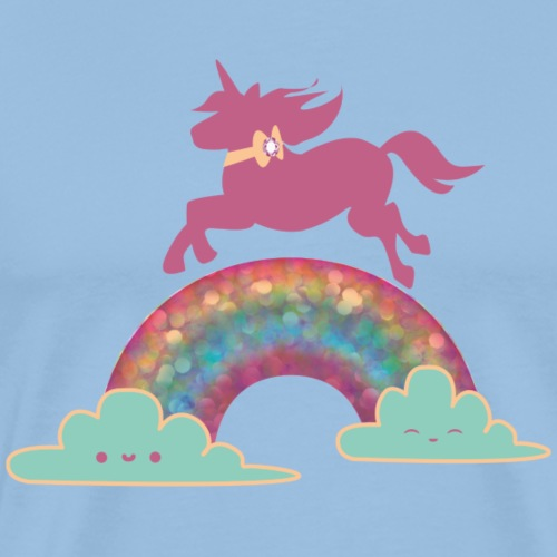 magical unicorn - T-shirt Premium Homme