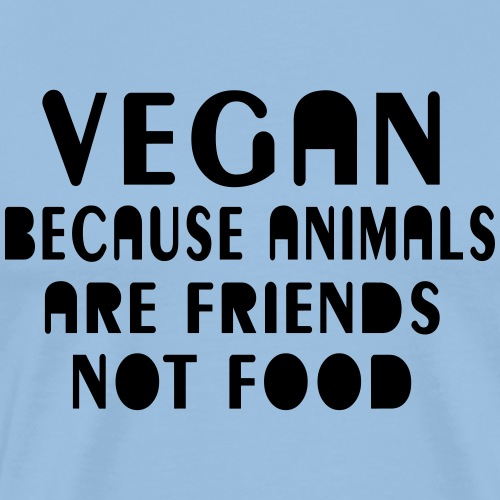 friendsnotfood - Männer Premium T-Shirt