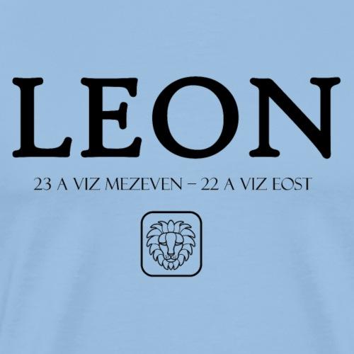 Bretagne - Leon - Lion - T-shirt Premium Homme