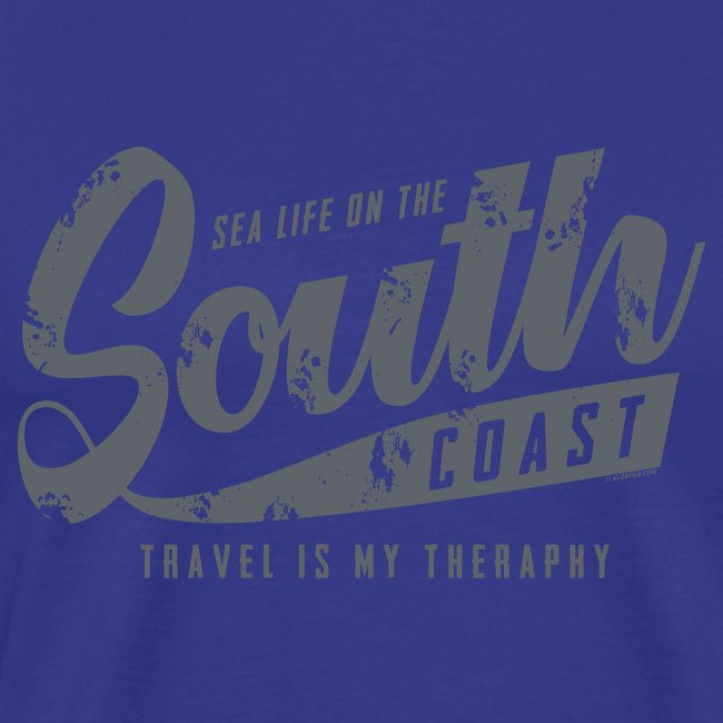 South Coast Sea Surfer Textiles, Gifts, Products