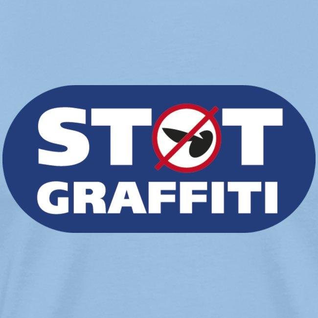 støt graffiti - blk logo