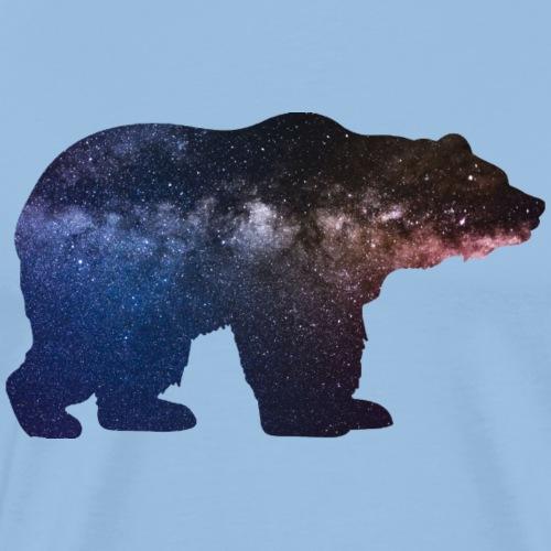 Großer Bär - Männer Premium T-Shirt