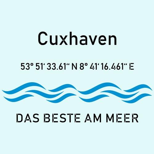 Cuxhaven - Männer Premium T-Shirt