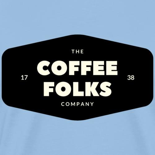 The Coffee Folks - Männer Premium T-Shirt