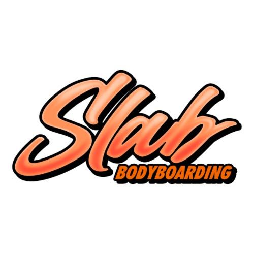 MS Slab Logo - Men's Premium T-Shirt