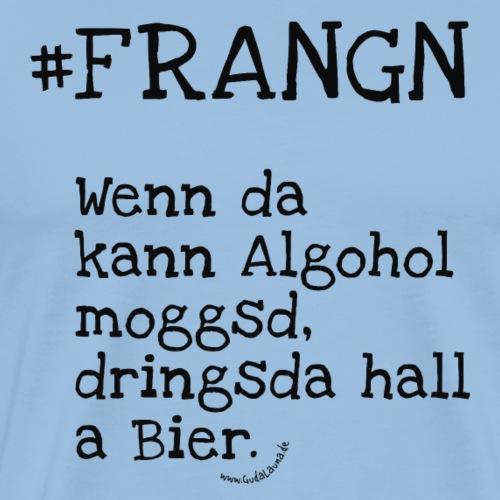 Algohol - Männer Premium T-Shirt