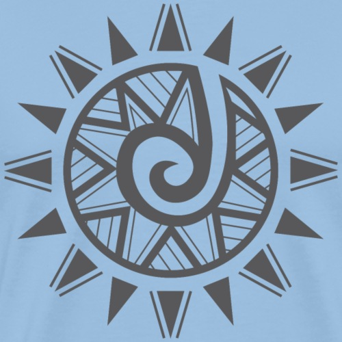 new tribal rebirth - Maglietta Premium da uomo