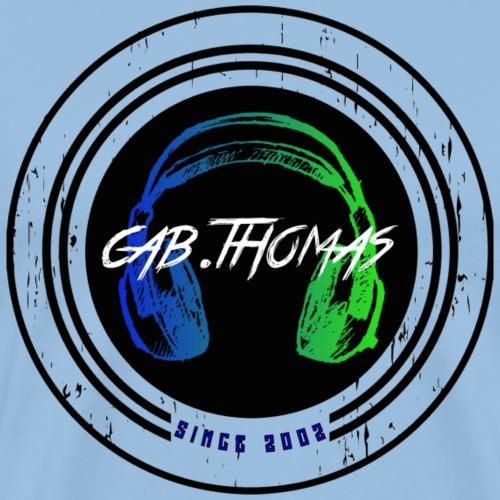cab.thomas Kollektion Headphone - Männer Premium T-Shirt