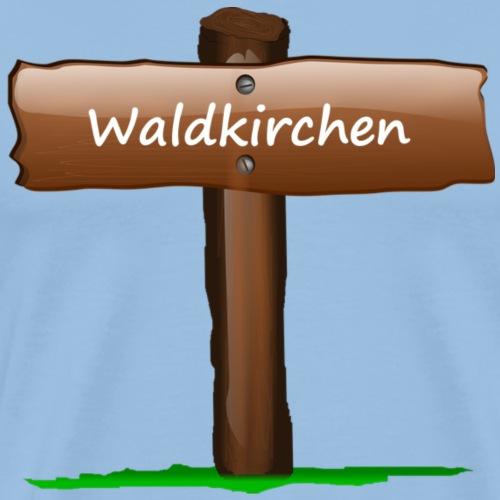 Waldkirchen - Männer Premium T-Shirt