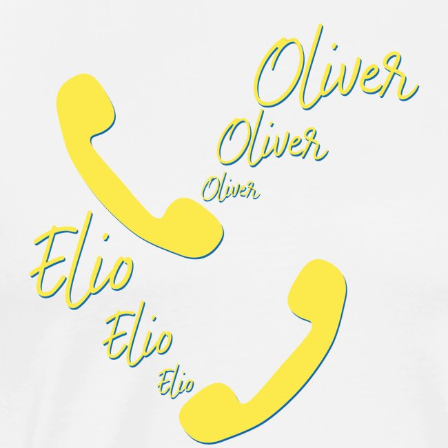 Elio und Oliver   Call Me By Your Name   Film