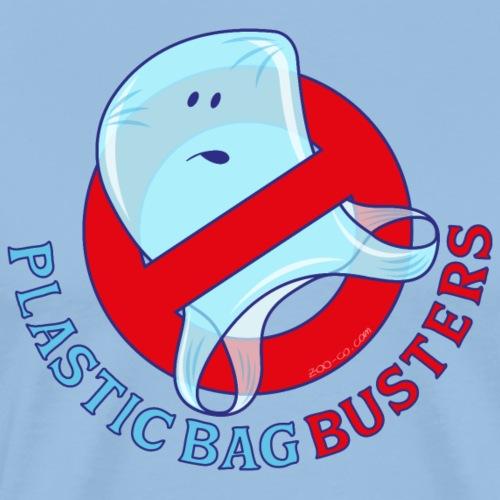 Plastic bag busters - Men's Premium T-Shirt