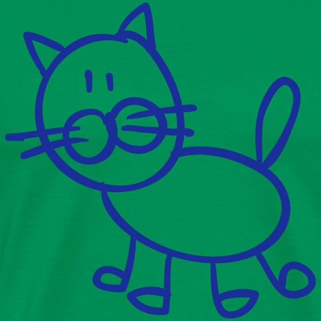Tomcat Line Drawing Pixellamb