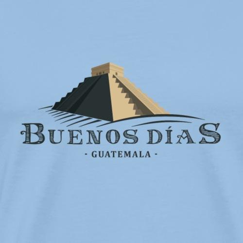 Guatemala - T-shirt Premium Homme