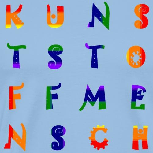 KunstStoffMensch #6 - Rainbow Edition
