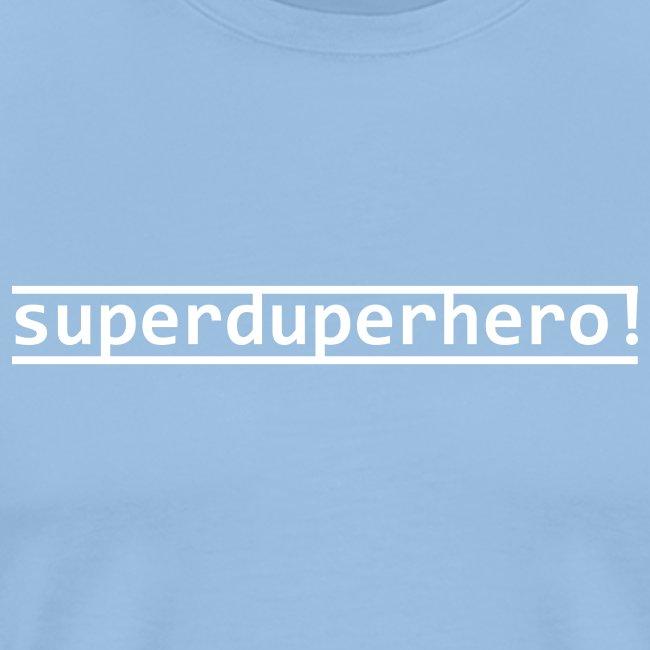 Superduperhero