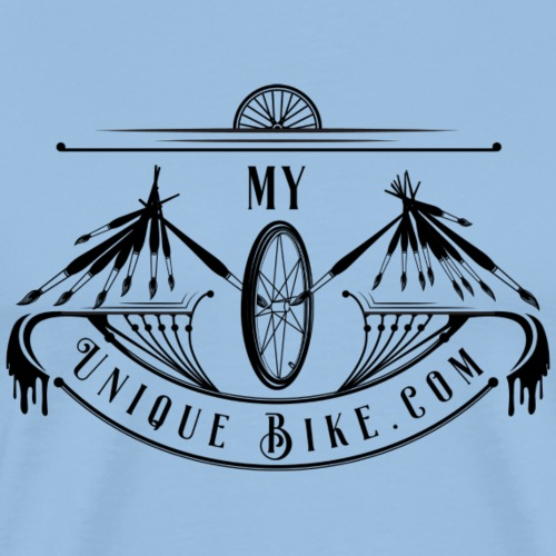 My Unique Bike - Men's Premium T-Shirt