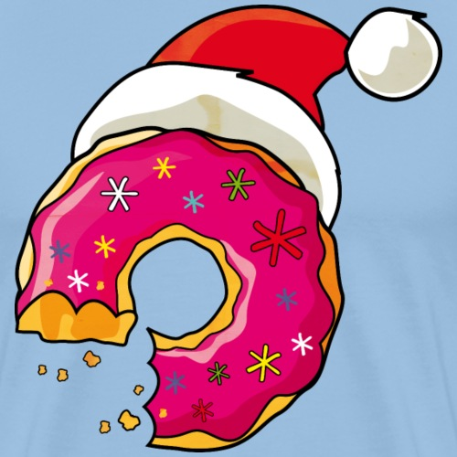 suesse-Weihnacht - Männer Premium T-Shirt