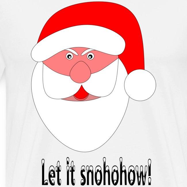 Let it snow - Père Noël