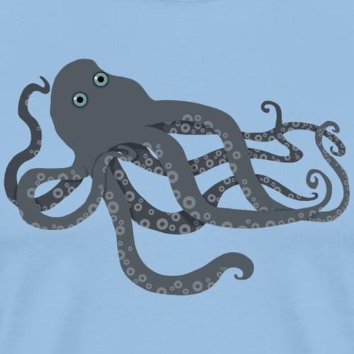 Kraken - Männer Premium T-Shirt