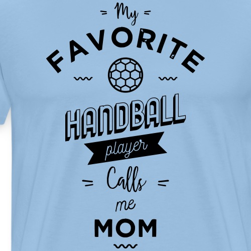 Handball player - T-shirt Premium Homme