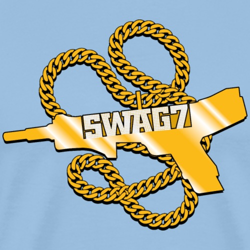 SWAG7 CS:GO - Men's Premium T-Shirt
