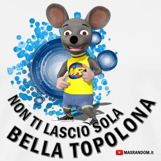 Bella Topolona testo Nero