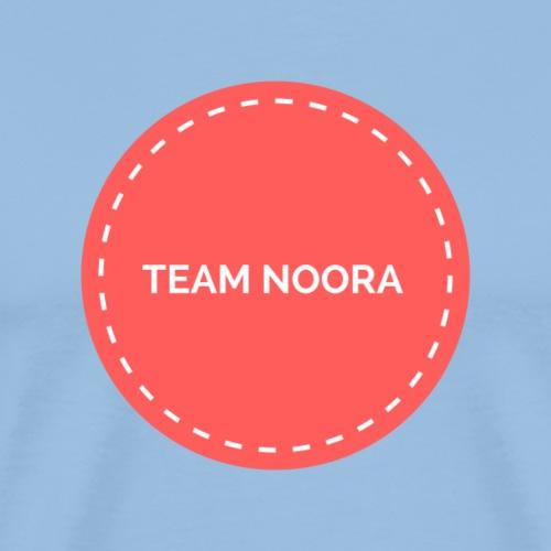 TEAM NOORA - Premium T-skjorte for menn