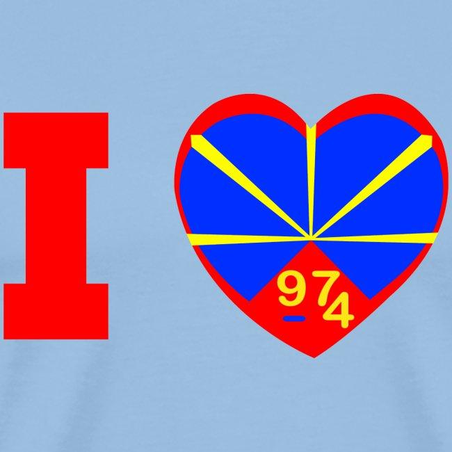 I love 974 - Lo Mahaveli