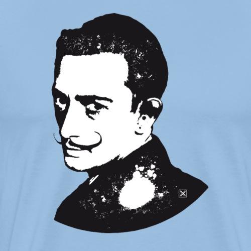 Salvador Dalí - Men's Premium T-Shirt